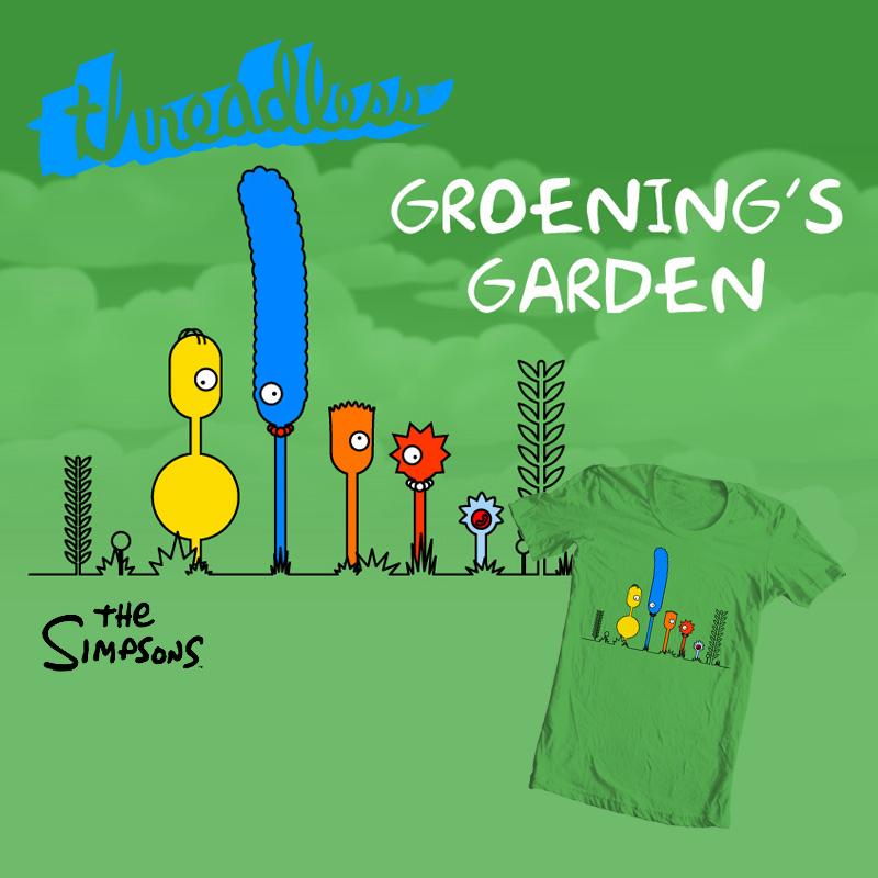 Groening's Garden